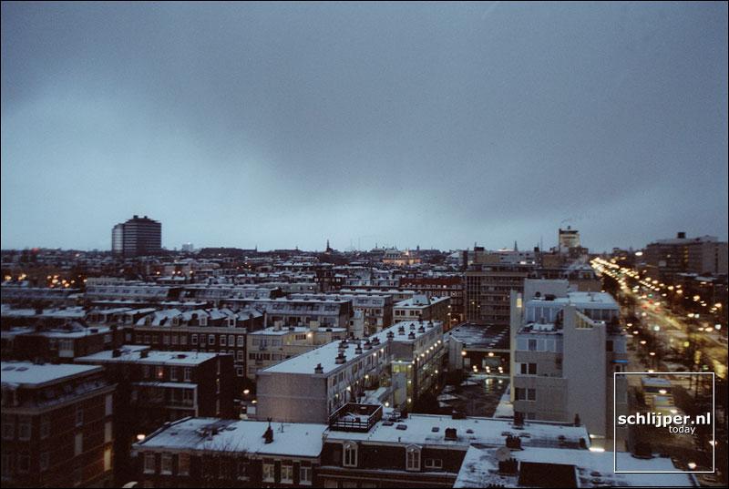 Nederland, Amsterdam, 30 december 2001