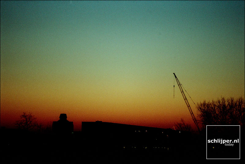 Nederland, Amsterdam, 4 januari 2002