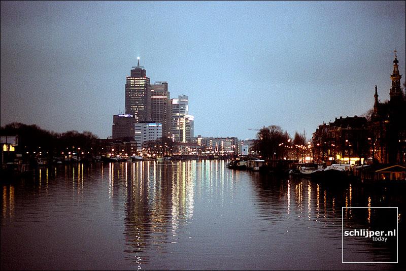 Nederland, Amsterdam, 6 januari 2002