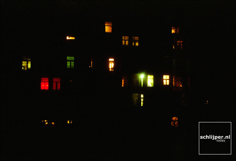 Nederland, Amsterdam, 10 januari 2002