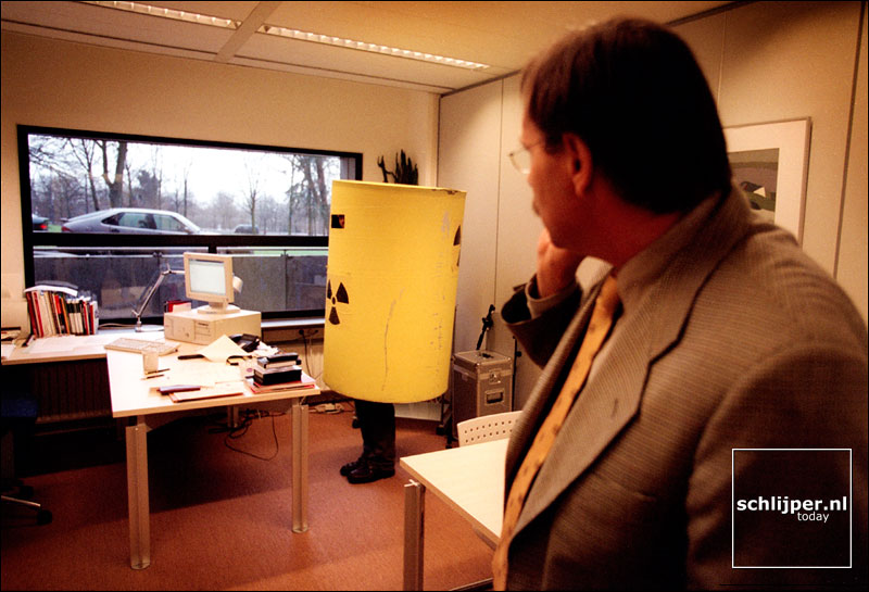 Nederland, Arnhem, 22 januari 2002