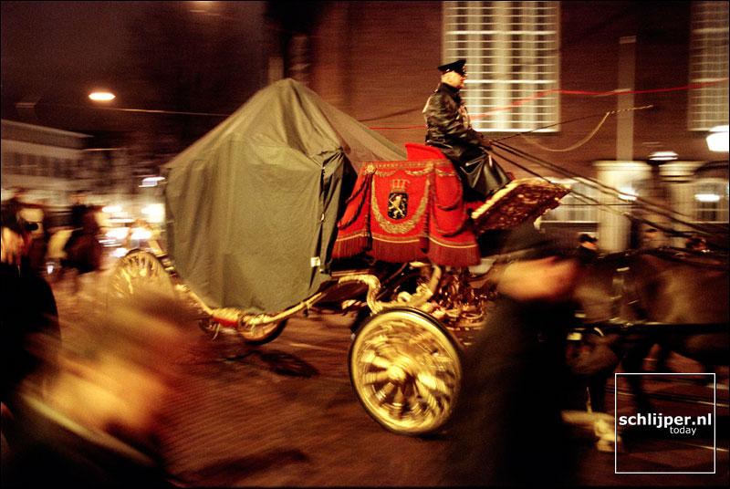 Nederland, Amsterdam, 31 januari 2002