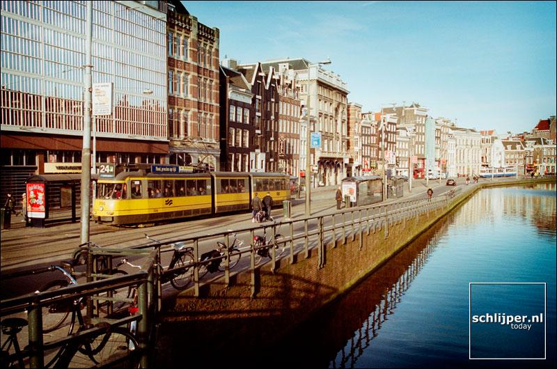 Nederland, Amsterdam, 15 januari 2002