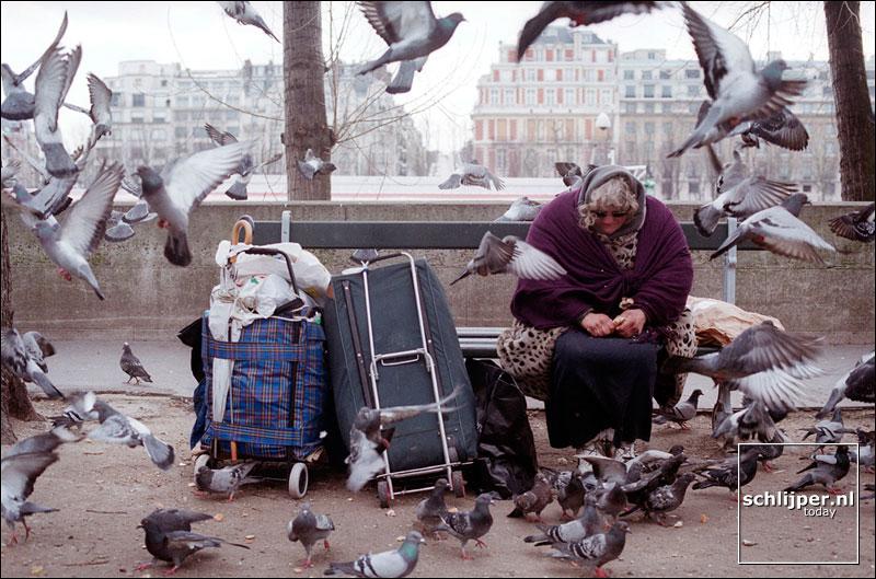 Frankrijk, Parijs, 6 maart 2002