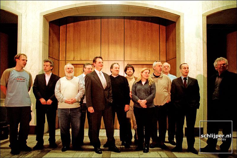 Nederland, Rotterdam, 7 maart 2002