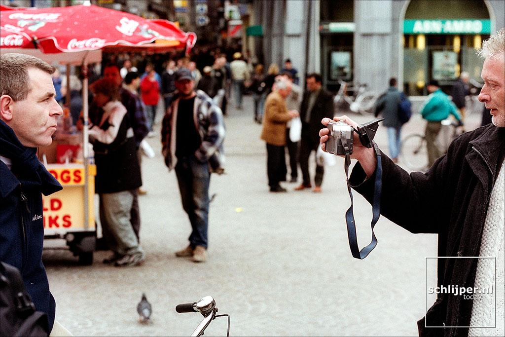 Nederland, Amsterdam, 9 maart 2002