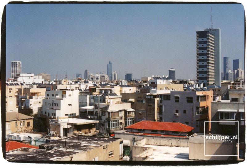 Israel, Tel Aviv, 18 maart 2002