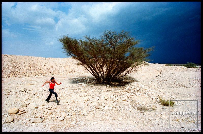 Israel, Ein Gedi,  21 maart 2002