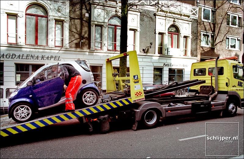 Nederland, Amsterdam, 22 maart 2002