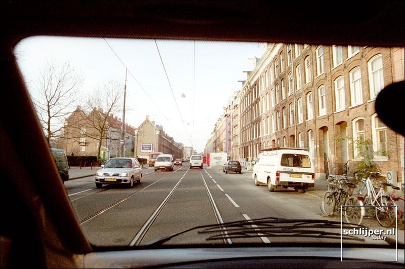 Nederland, Amsterdam, 24 maart 2002