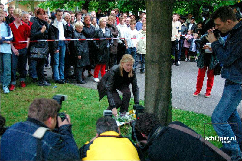 Nederland, Hilversum, 6 mei 2002