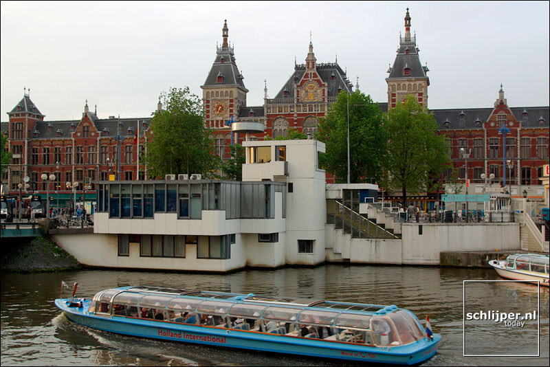 Nederland, Amsterdam, 22 mei 2002