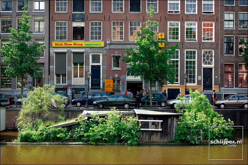 Nederland, Amsterdam, 27 mei 2002