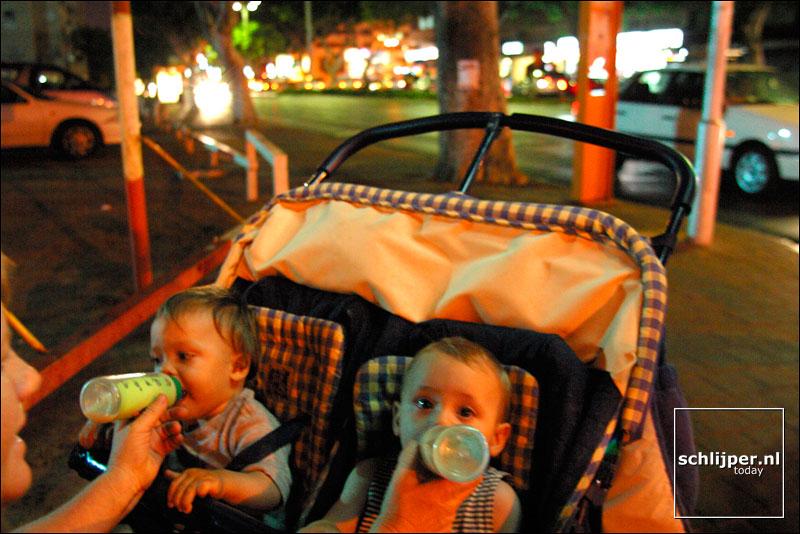 Israel, Tel Aviv, 16 juni 2002