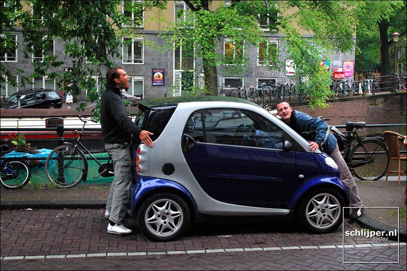 Nederland, Amsterdam, 1 juli 2002