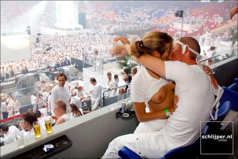 Nederland, Amsterdam 7 juli 2002