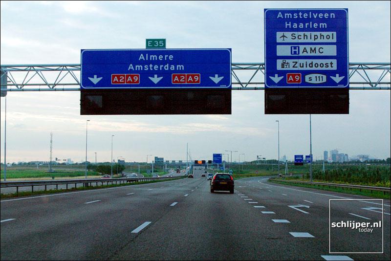 Nederland, Amsterdam, 9 juli 2002