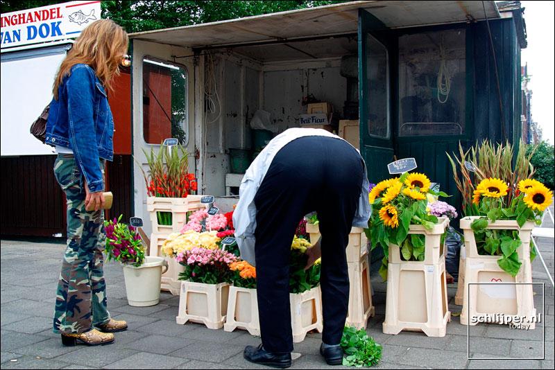 Nederland, Amsterdam, 14 juli 2002
