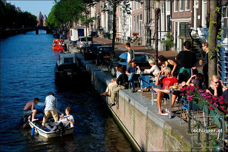 Nederland, Amsterdam, 15 juli 2002