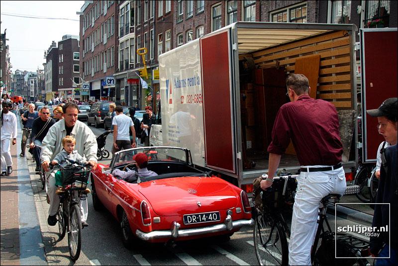 Nederland, Amsterdam, 20 juli 2002