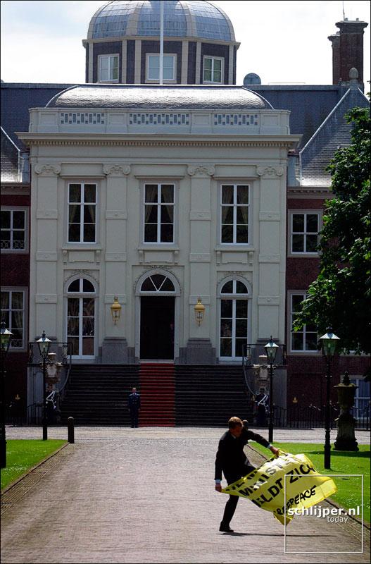 Nederland, Den Haag, 23 juli 2002