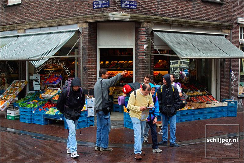 Nederland, Amsterdam, 5 augustus 2002