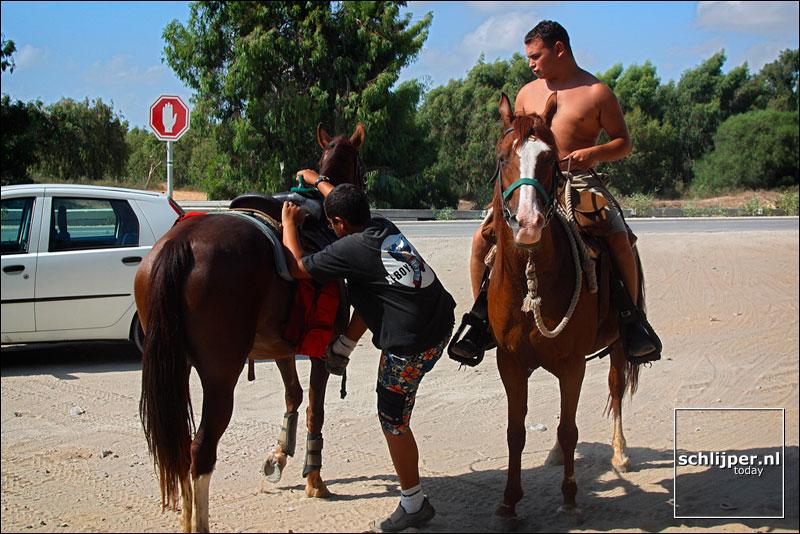Israel, Palmachim, 9 augustus 2002