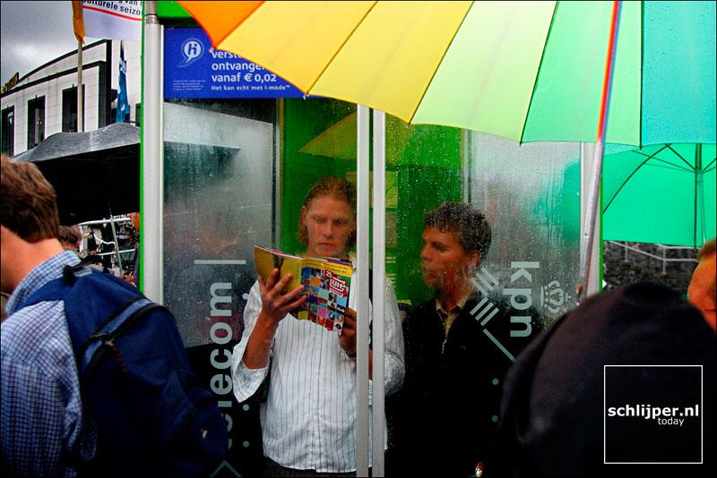 Nederland, Amsterdam, 24 augustus 2002
