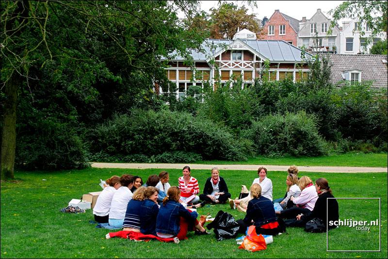 Nederland, Amsterdam, 14 september 2002