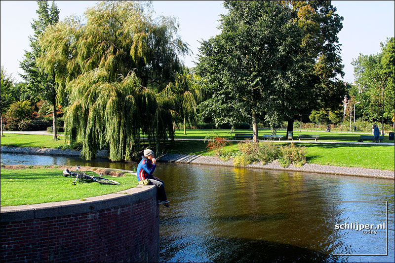 Nederland, Amsterdam, 9 oktober 2002
