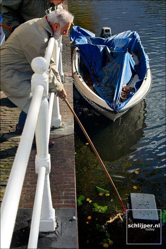Nederland, Leiden, 17 oktober 2002