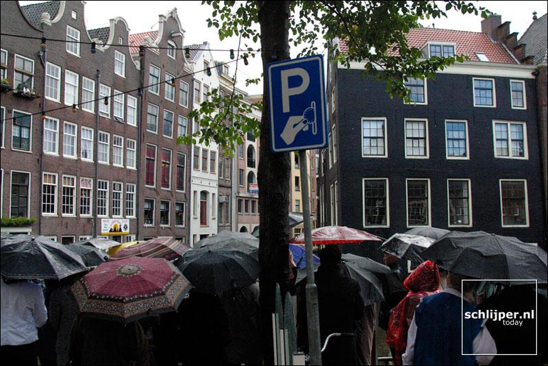 Nederland, Amsterdam, 19 oktober 2002