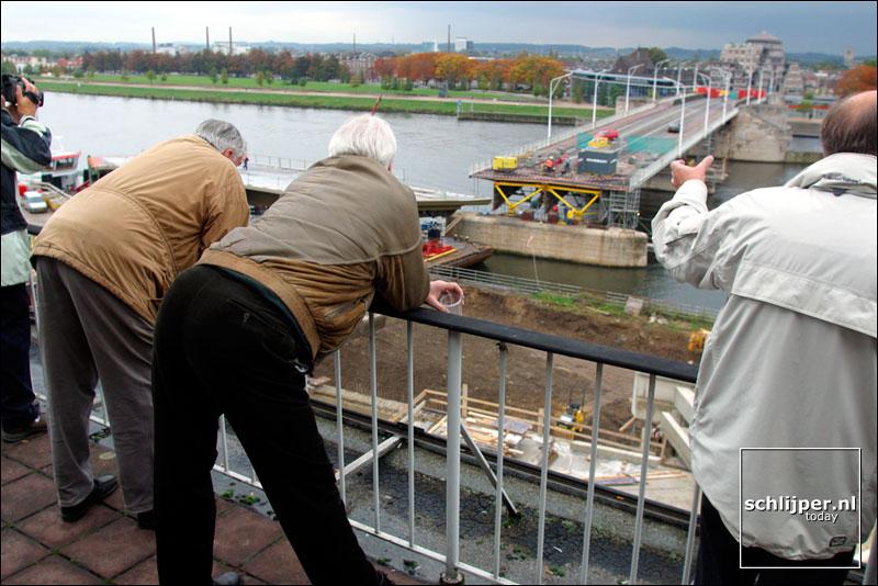 Nederland, Maastricht, 21 oktober 2002