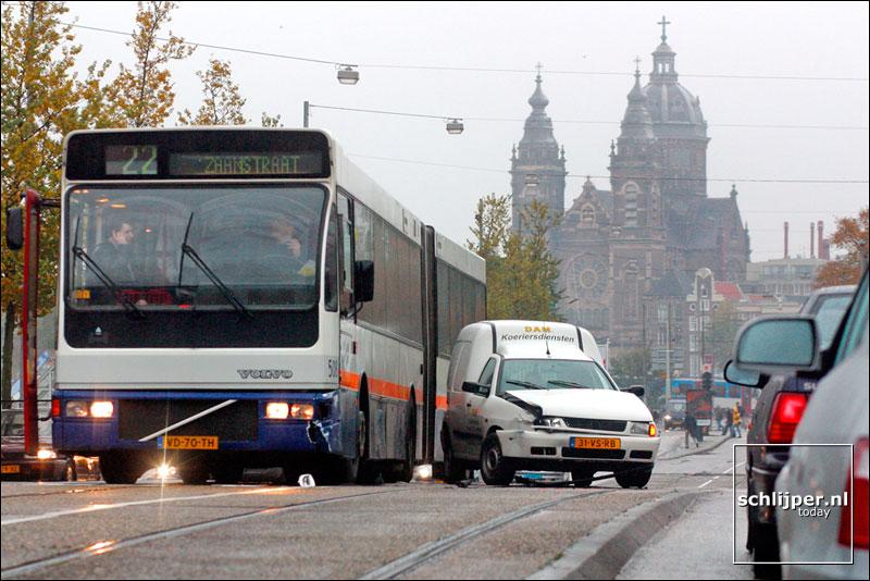 Nederland, Amsterdam, 22 oktober 2002