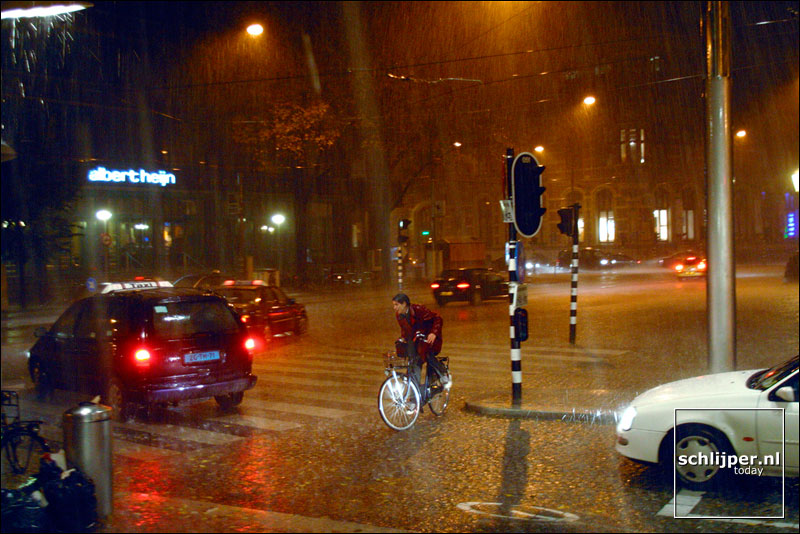 Nederland, Amsterdam, 26 oktober 2002