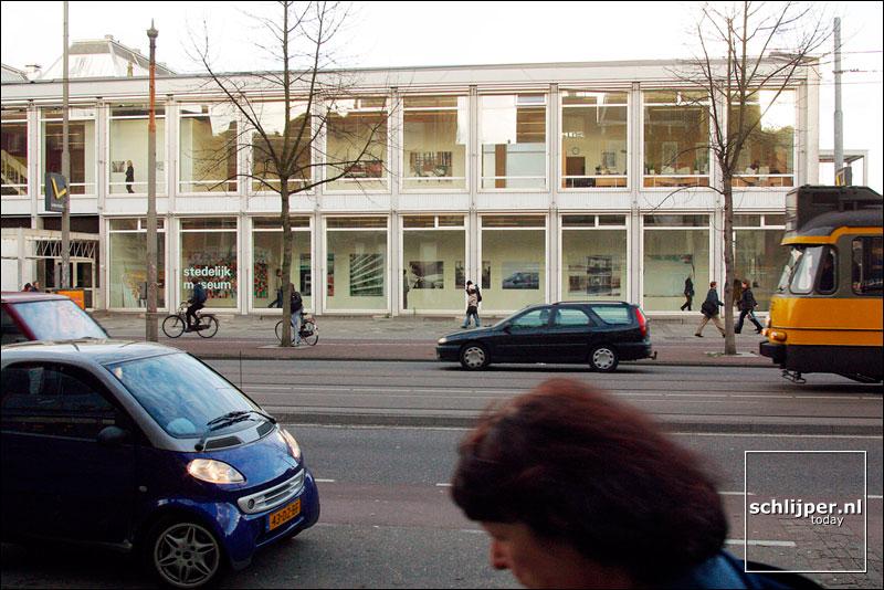 Nederland, Amsterdam, 28 oktober 2002