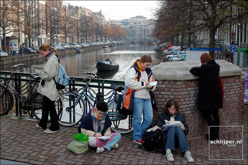 Nederland, Amsterdam, 30 oktober 2002