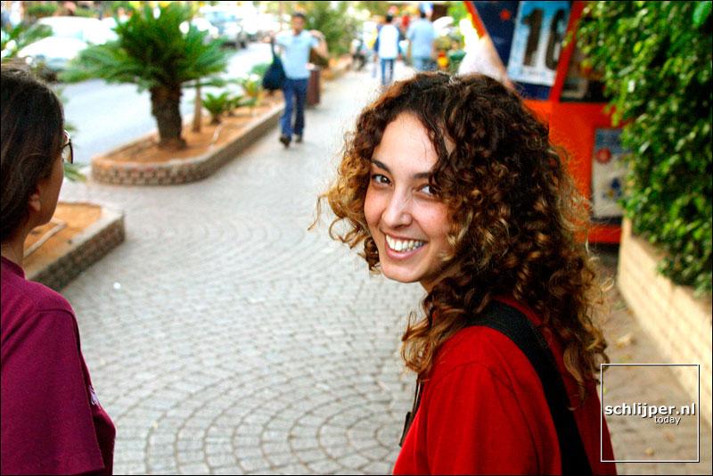 Israel, Tel Aviv, 10 november 2002
