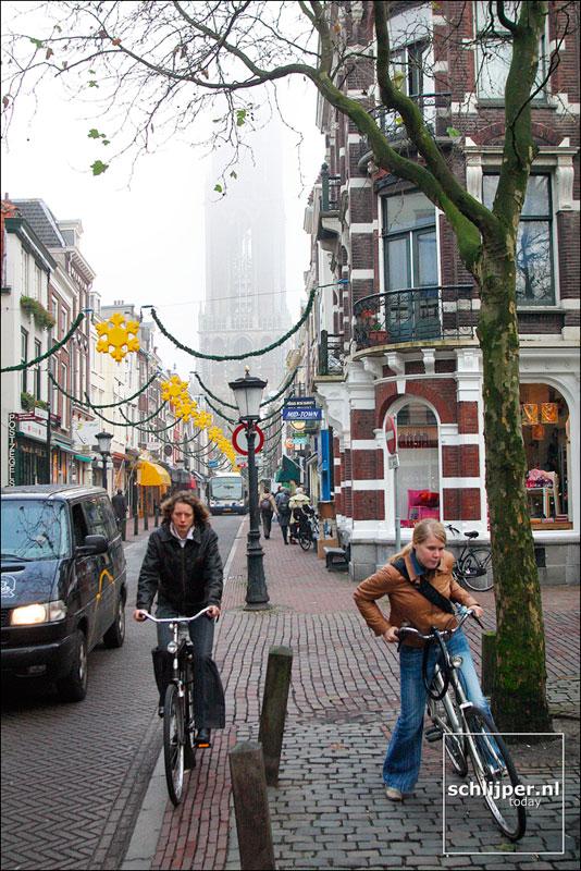 Nederland, Utrecht, 3 december 2002