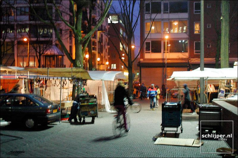 Nederland, Amsterdam, 5 december 2002