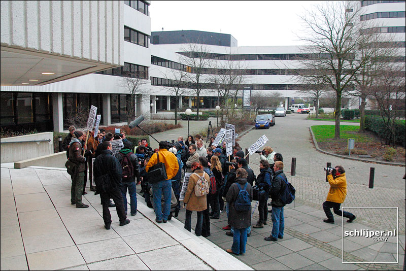 Nederland, Amsterdam, 7 december 2002