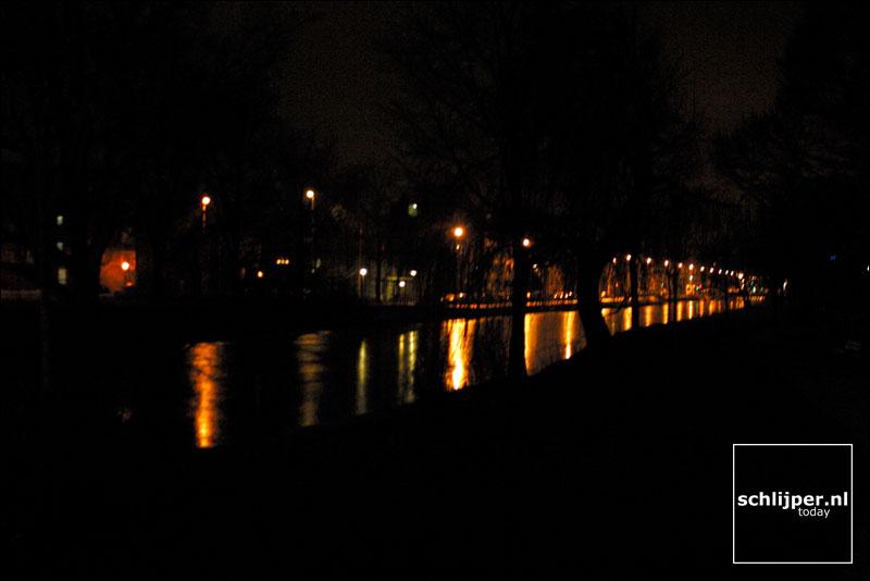 Nederland, Amsterdam, 17 december 2002