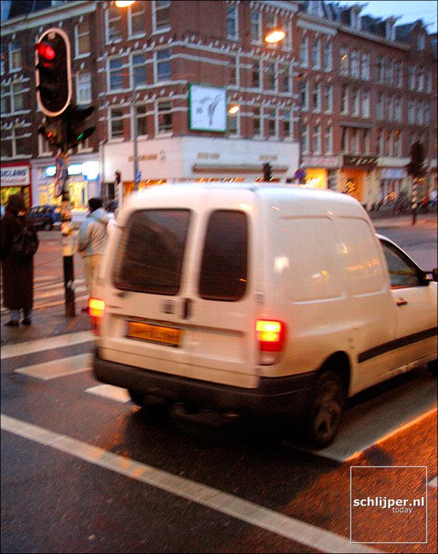 Nederland, Amsterdam, 24 december 2002
