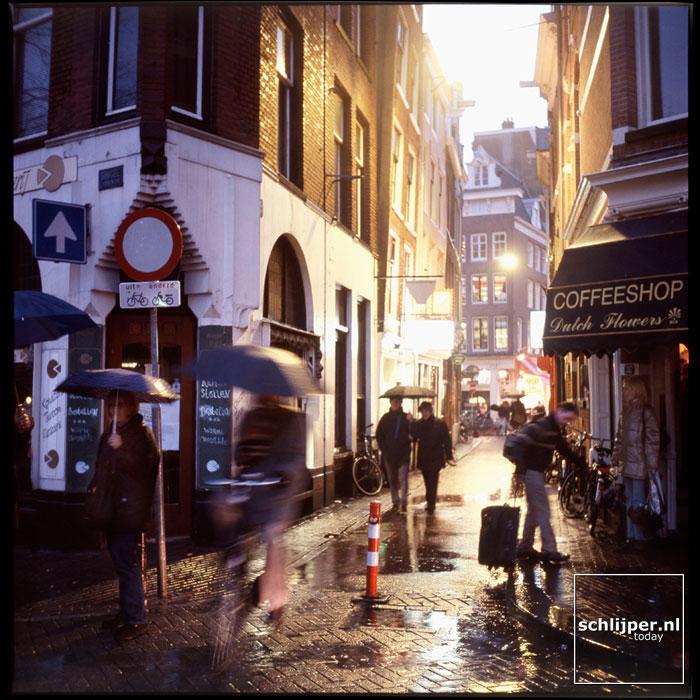 Nederland, Amsterdam, 2 januari 2003