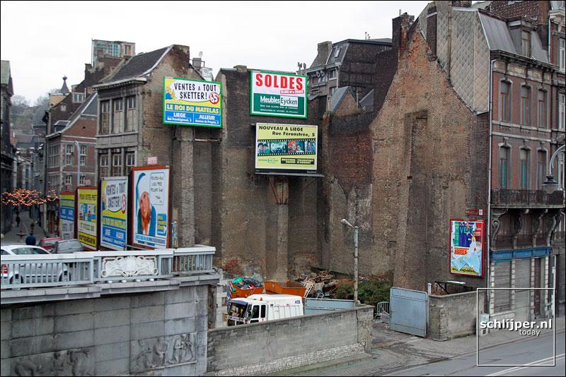 Belgie, Luik, 6 januari 2003