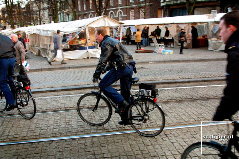Nederland, Amsterdam, 17 januari 2003