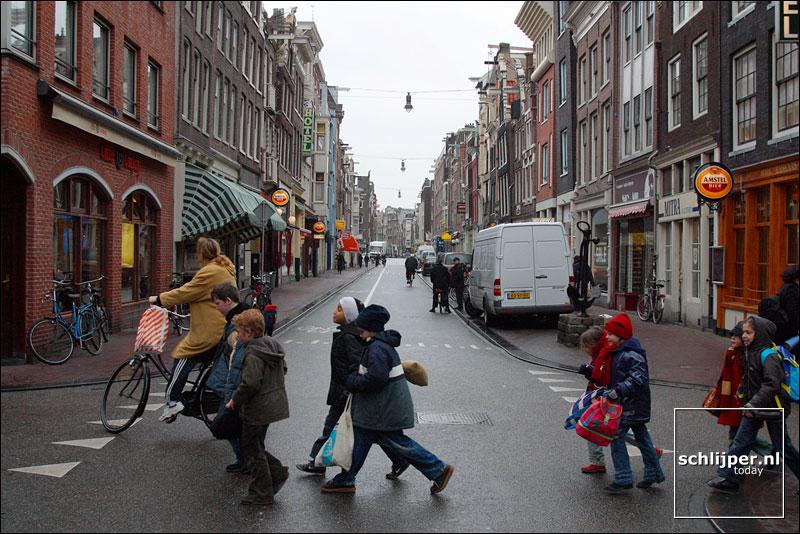 Nederland, Amsterdam, 20 januari 2003
