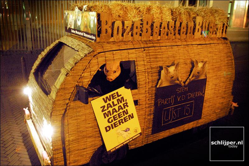 Nederland, Den Haag, 22 januari 2003