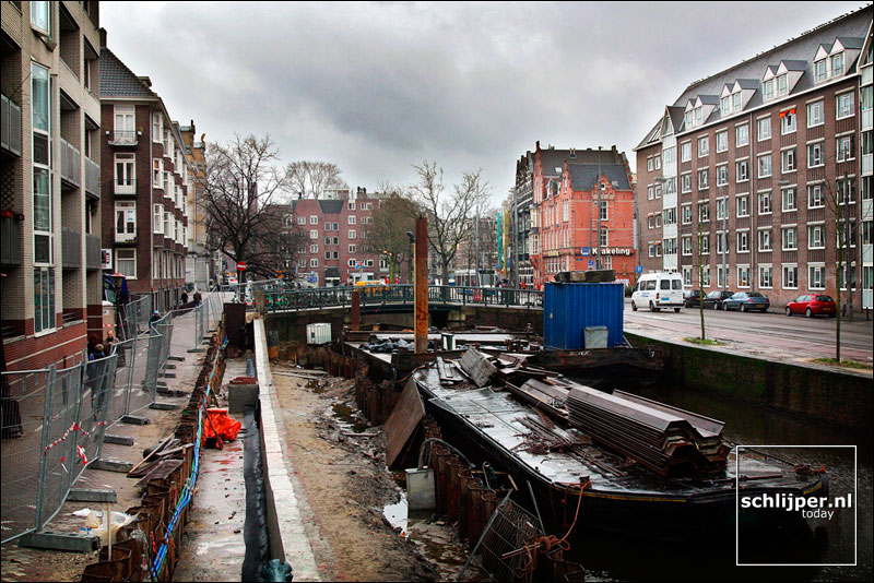Nederland, Amsterdam, 26 januari 2003