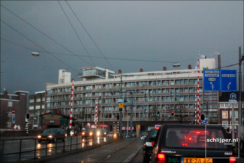 Nederland, Amsterdam, 28 januari 2003